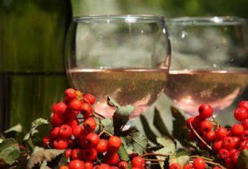 Jakie są wina z jarzębina? Gotowanie alkohol w domu