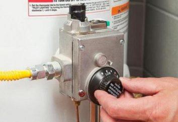 Thermostat pour élément chauffant: types et principe de fonctionnement