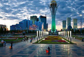 Un fait intéressant sur le Kazakhstan, pour les enfants et les adultes