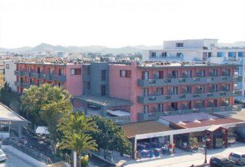 Hotel The Residence Family & Fun 4 * (Grecja, Rodos): recenzje, opisy i recenzje