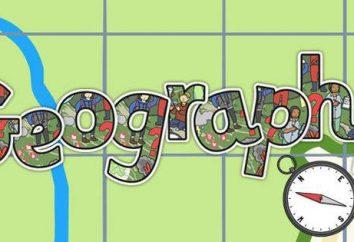 """Nauka i edukacja: Geografia. Kim są naukowcy pierwszy użył terminu """"geografia""""?"""