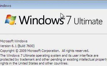 Configuration minimale requise pour Windows 7 – quels sont-ils?