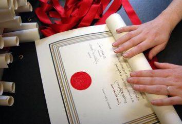 Potwierdzenie lub nostryfikacji dyplomu