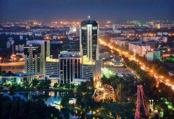 Moscou – Tachkent: un voyage inoubliable