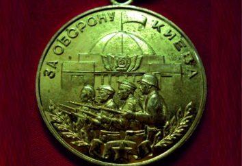 """La medaglia """"Per la difesa di Kiev"""" – il premio dopo 20 anni"""