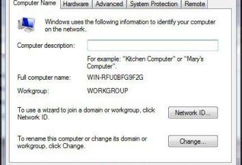 Jak zmienić nazwę komputera w systemie Windows 7 i 8