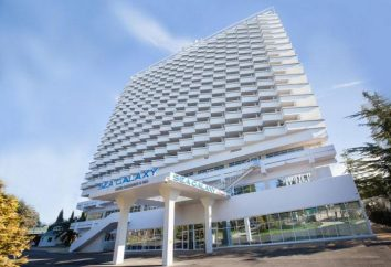 Hotel Sea Galaxy, Sochi: comentários e fotos turistas