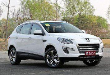 Liczba właścicieli Luxgen 7 SUV. Testy techniczne