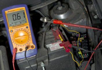 Bateria – jak sprawdzić multimetr? akumulatory samochodowe