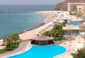 Hôtel « Radisson Blu Fujairah » – une description et des chambres critiques