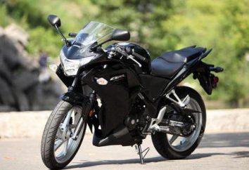 Honda CBR 250: dane techniczne, opinie