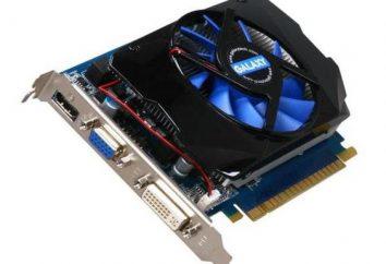 Karta graficzna NVidia GeForce GT 440: dane techniczne, porównania z konkurencją i poglądy właścicieli