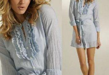 Models Sommerkleider: wählen Sie den entsprechenden Stil