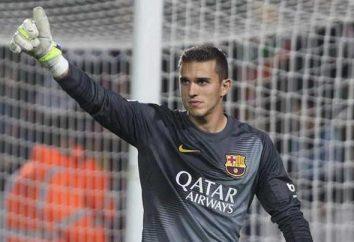 Jordi Masip – gardien de réserve « Barcelone »