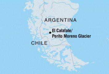 Lodowiec Perito Moreno: zabytki z Patagonii argentyńskiej