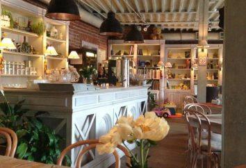 """Restaurante """"lechuga"""": descripción, menú, foto"""
