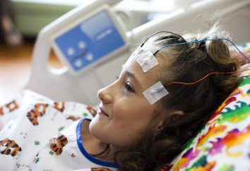 Les symptômes de l'épilepsie chez les enfants. Les causes, le diagnostic, le traitement