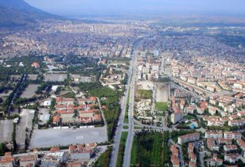 Manisa (Turchia) – una meravigliosa città al largo della costa del Mar Egeo
