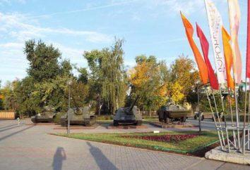 Park Patriots w Woroneżu: historia i opis