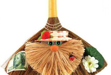 Broom charme mains: instructions étape par étape, atelier et recommandations