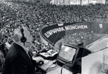 commentateur sportif Ozerov Nikolay Nikolaevitch: biographie, faits intéressants