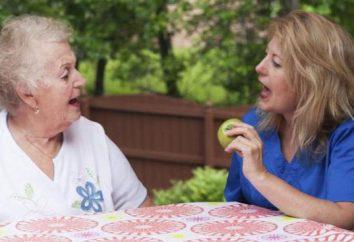 Comment restaurer la parole après un AVC: exercice et recommandations