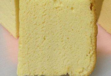 Cozinhar bolo sobre o leite condensado no forno e multivarka