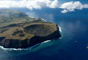 Où se trouve l'île de Pâques? Île de Pâques: photo
