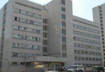 policlínica da cidade № 214 em Moscou
