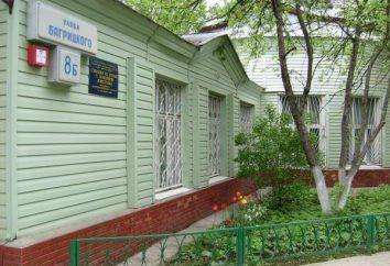 Weterynarze w Bagritsky (Moskwa) – Zwierzęta domowe ratowniczych