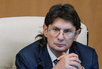 Leonid Fedun Arnoldovich: biografía y foto