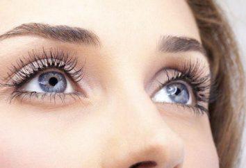 mascara hypoallergéniques: description et le salut pour les yeux sensibles