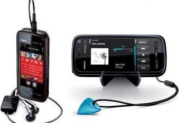O Nokia 5800 XpressMusic: especificações e comentários