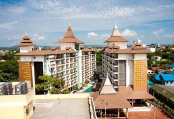 Hôtel Crystal Palace (Thaïlande, Pattaya): photos et commentaires