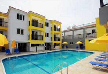 Hotel Cleopatra Anexo 3 * (Ayia Napa, Chipre): descripción, alojamiento y comentarios