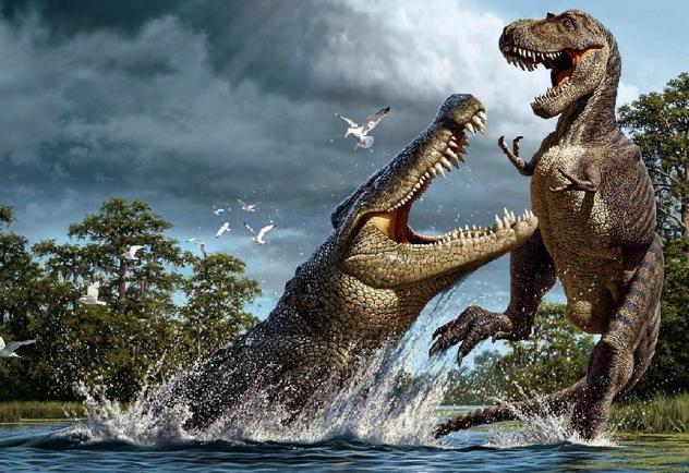 Vorfahren Der Dinosaurier