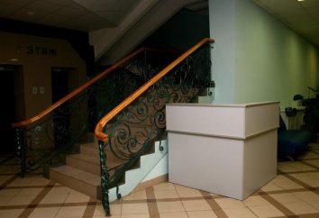 """Hotel """"Kama"""", Nizhnekamsk: informacje o adresie, zdjęcia, opinie"""
