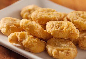 """Os mais fáceis receita: nuggets de frango no """"McDonalds"""""""
