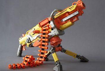 blasters Nerf – mais do que apenas um brinquedo