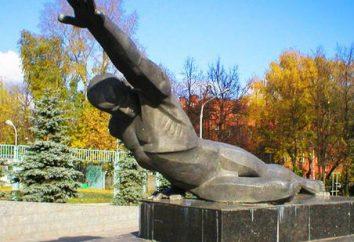 Gorky Park, Kazan. parc Kazan