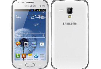 """Telefon """"Samsung 7562"""": opis, charakterystyka, opinie, zdjęcia"""