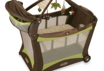 Graco: łóżko kojec – to proste i bezpieczeństwo Twojego dziecka
