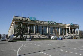 """sport Temple – una piccola arena sportiva. """"Luzhniki"""" invitano gli appassionati di sport"""
