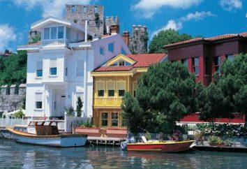 Was in Istanbul an erster Stelle zu sehen?