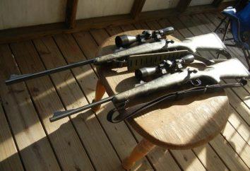 """Carbine """"Tiger"""", creato sulla base di CB Dragunov"""