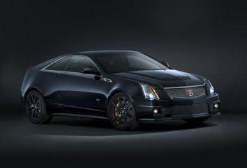 Rzadkie w całej coupe Cadillac CTS V