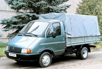 GAZ-330210: caratteristiche e recensioni