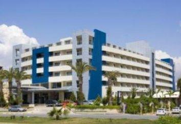 « Timo » Cinq étoiles – hôtel (Turquie). Commentaires en famille