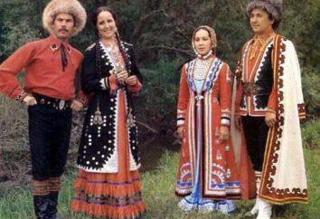 Bashkir kostium narodowy: opis, charakterystyka i historia występowania