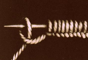 Aprender a tejer. Cómo ganar un bucle en las agujas de tejer?